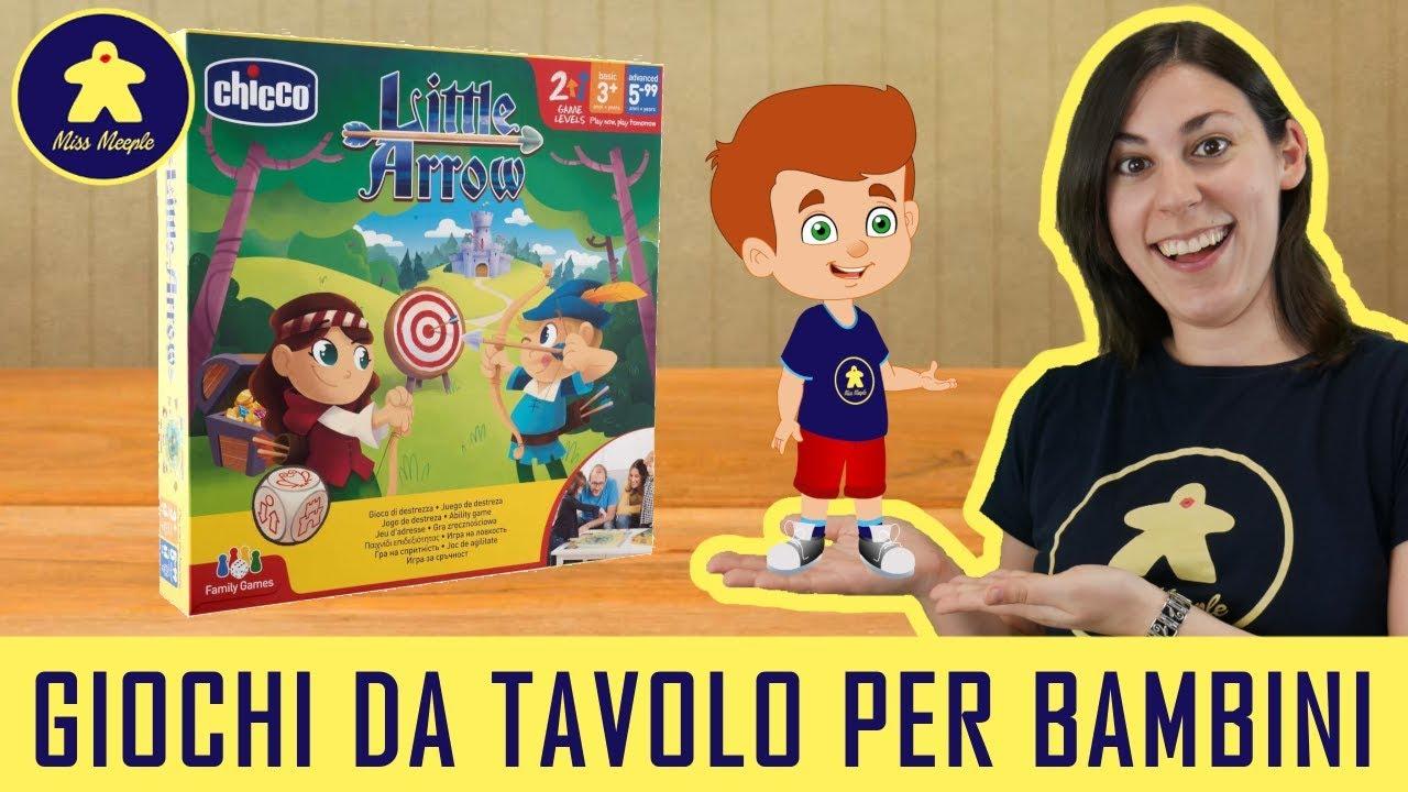 Scrivania Per Bambini 2 Anni : Little arrow gioco da tavolo per bambini anni chicco